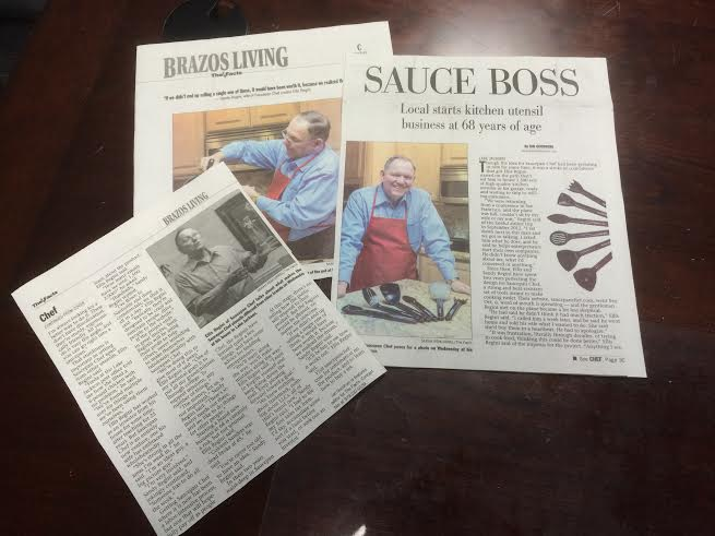 Saucepan Chef Brazos Living The Facts Newspaper